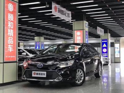 2016年8月 丰田 凯美瑞  2.5HG CVT十周年纪念豪华导航版图片