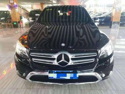 奔驰 GLC级  2017款 GLC260 Coupe 2.0T 4MATIC