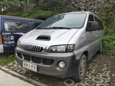 江淮 瑞風  2007款 穿梭 2.8T 柴油 簡配型7-9座