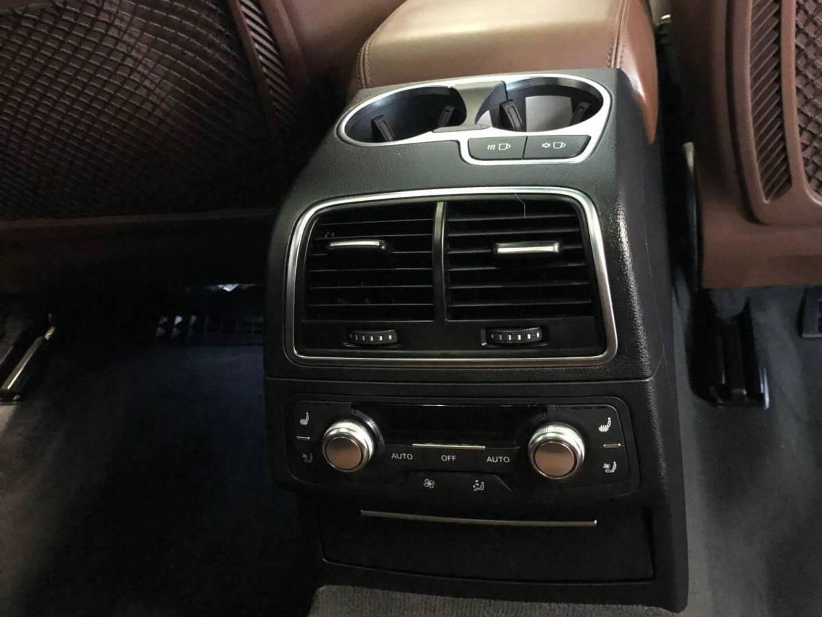 奥迪 奥迪A6L  2014款 A6L 50TFSI quattro 豪华型图片