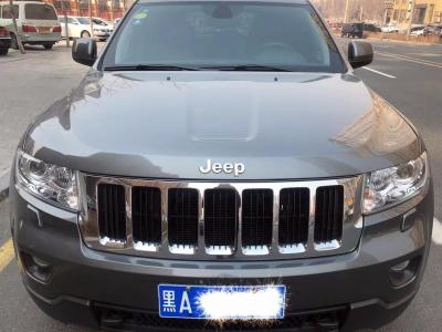 2011年6月 Jeep 大切诺基(进口) 3.6L 经典版图片