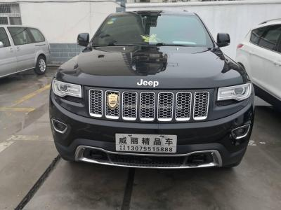 Jeep 大切诺基  2016款 3.0L 舒享导航版