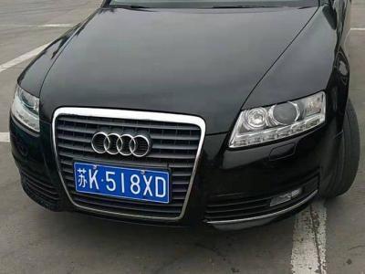 2012年3月 奧迪 奧迪A6L  A6L 2.4L豪華型圖片