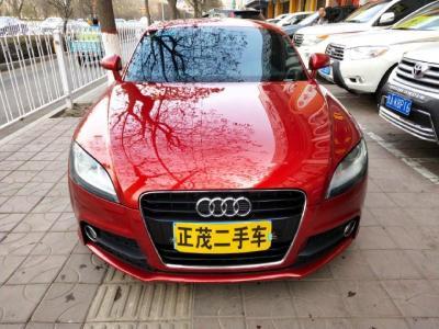 奥迪 奥迪TT  2011款 TT 2.0TFSI Coupe?#35745;?/>                         <div class=