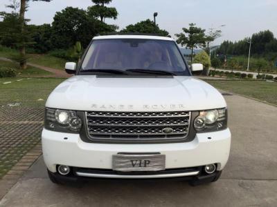 2012年9月 路虎 揽胜行政版 5.0T SC 汽油型图片