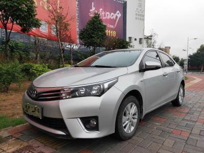 豐田 卡羅拉  2014款 1.6L CVT GLX-i