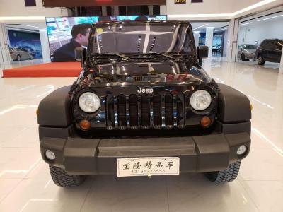 2011年3月 Jeep 牧马人(进口) 3.8 两门 软顶 Rubicon图片