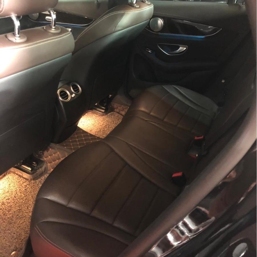 奔驰 奔驰GLC  2017款 GLC260 2.0T 4MATIC 豪华型图片