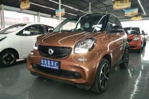 2017年2月 Smart Fortwo Coupe 1.0 MHD 新年特别版图片