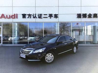本田 雅阁  2013款 2.0L LX