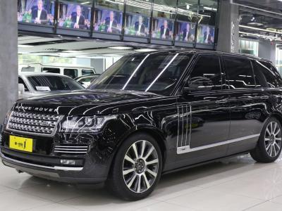 路虎 攬勝行政版  2016款 5.0T SC AB 尊崇創世加長版 汽油型