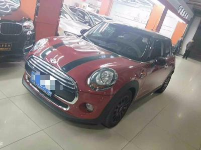 2014年1月 MINI Coupe 1.5T Fun图片