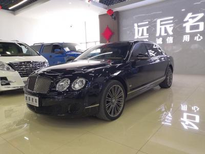 宾利 ?#27801;? 2010款 6.0T W12 Speed China