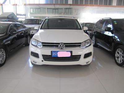 2011年12月 大众 途锐(进口) 3.0T 舒适型 汽油版图片