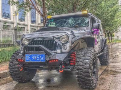 Jeep 牧马人  2017款 3.0L 四门 舒享版