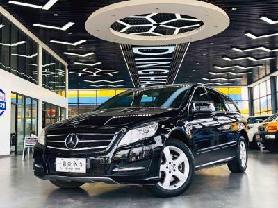 奔馳 奔馳R級  2014款 R400 3.0T 4MATIC 商務型