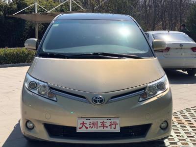 2012年8月 丰田 普瑞维亚(进口) 2.4L CVT 豪华型图片