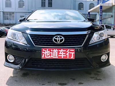 丰田 凯美瑞  2013款 2.0G 舒适版图片