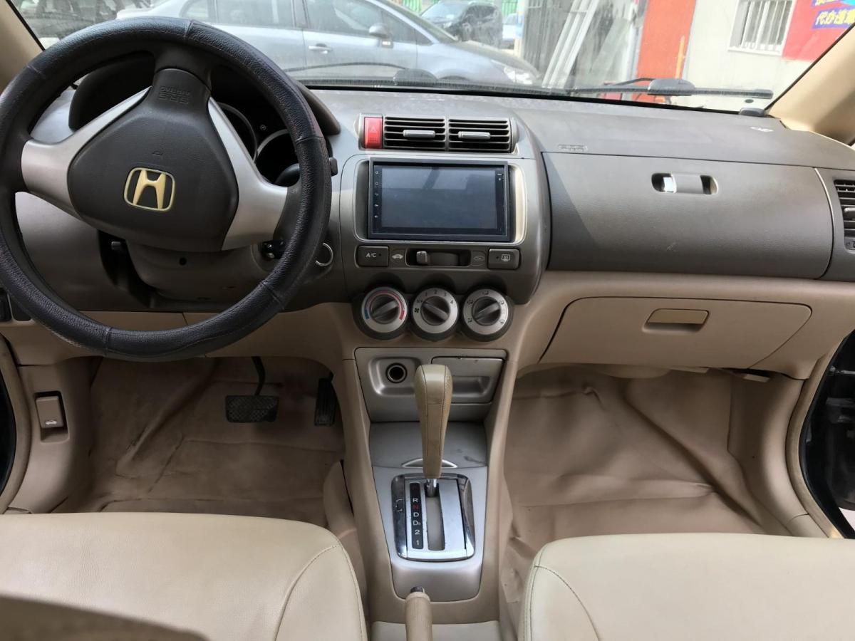 本田 思迪  2008款 1.5L 豪华版图片