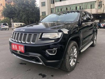 Jeep 大?#20449;?#22522;  2016款 3.0T 精英导航版 柴油
