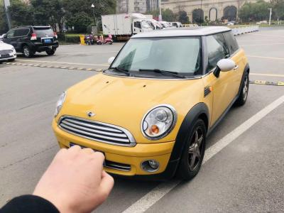 2008年9月 MINI COUPE 1.6L Fun图片