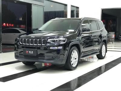 Jeep 指挥官  2018款 2.0T 两驱进享版
