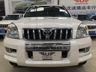 2003年7月 丰田 普拉多(进口) 4.0L VX 豪华型图片