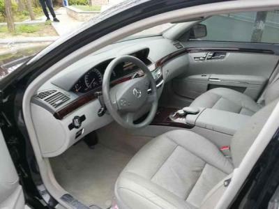 奔驰 S级 S300L 3.0 尊贵型