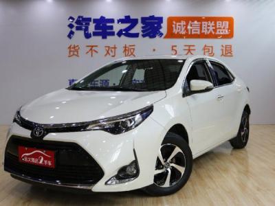 豐田 雷凌  2017款 改款 185T CVT精英版 國V圖片