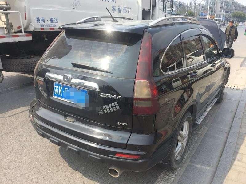 本田 CR-V  2010款 2.4L 自动四驱豪华版图片