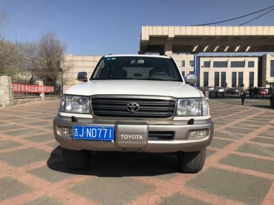 丰田 兰德酷路泽  2004款 4.5L
