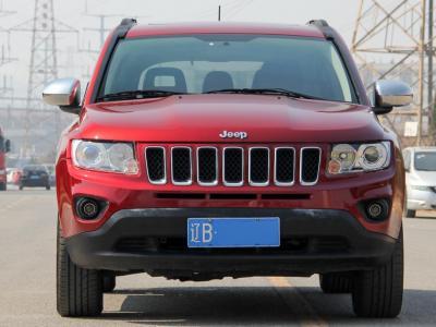 2012年3月 Jeep 指南者(进口) 2.0L 两驱豪华版图片