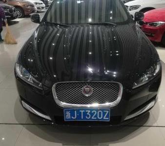 捷豹 XF  2.0T 风华版