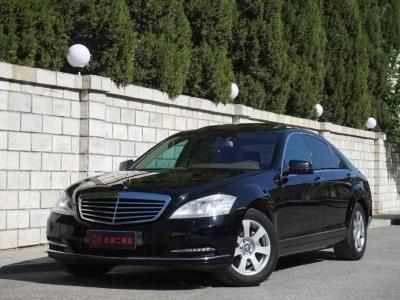 2012年3月 奔驰 奔驰S级(进口) S 300 L 商务简配型图片