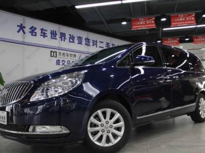 别克 GL8  豪华商务车 3.0 XT旗舰版蓝色手自一体