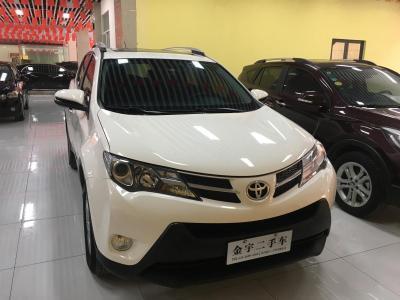 丰田 RAV4  2015款 2.0L CVT新锐版