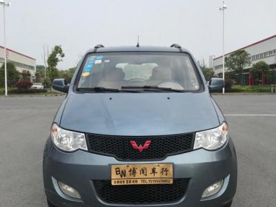 五菱 五菱宏光  2013款 1.2L S舒适型国IV图片