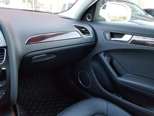奥迪 奥迪A4L  A4L 2.0T FSI 40 TFSI quattro个性运动版图片
