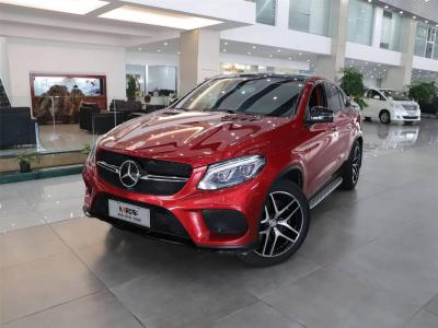 2017年1月 奔馳 奔馳GLE(進口) GLE 450 AMG 4MATIC 轎跑SUV圖片