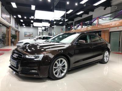 2015年4月 奥迪 奥迪A5(进口) Coupe 40 TFSI风尚版图片
