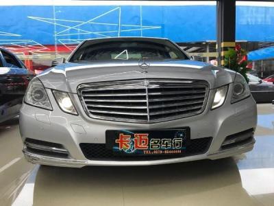 奔驰 E级  E200 1.8T优雅型图片