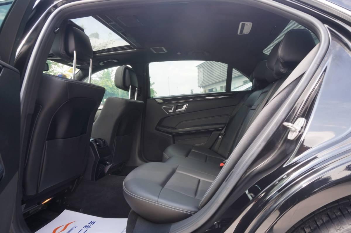 奔驰 奔驰E级  2014款 改款 E 260 L 运动型图片