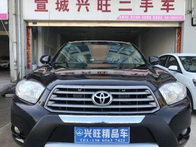 2010年5月 丰田 汉兰达  2.7L 两驱5座精英版图片
