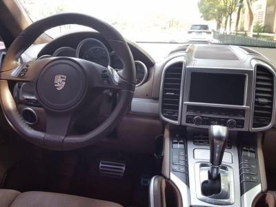 2012年6月 保時捷 Cayenne  Cayenne Turbo S 4.8T圖片