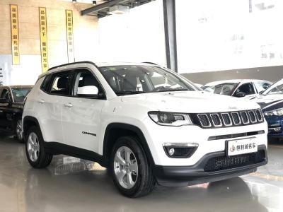 2018年5月 Jeep 指南者 200T 自动家享版图片