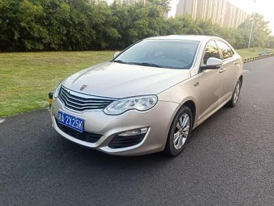 荣威 550  2013款 550G 1.8T 自动品仕版图片