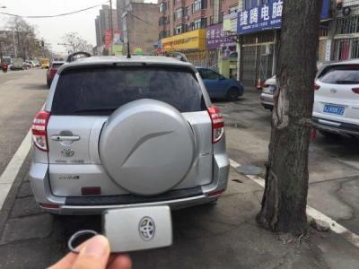 丰田 RAV4 2.4 豪华版图片
