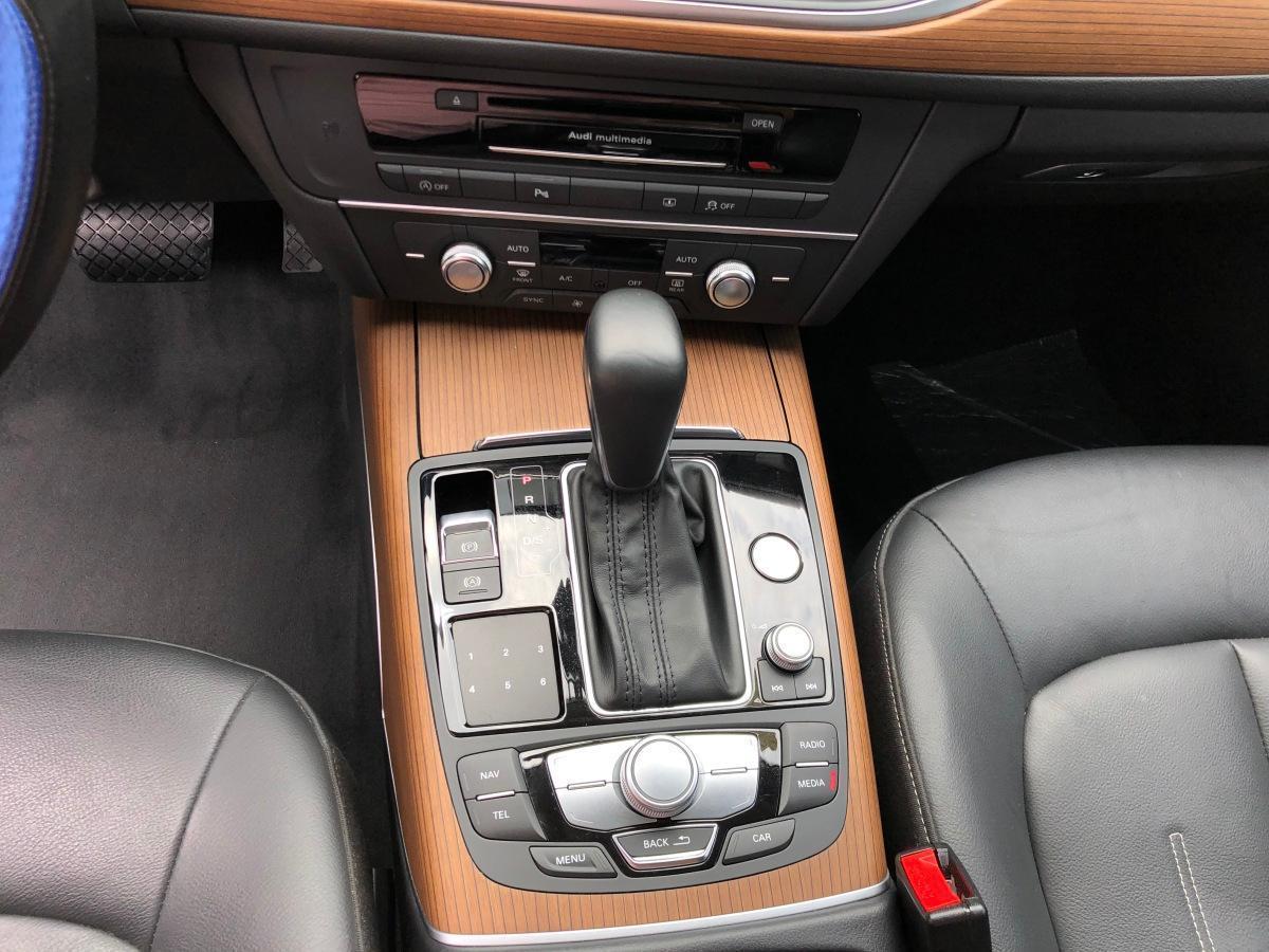 奥迪 奥迪A6L  2018款 30 FSI 风尚型图片