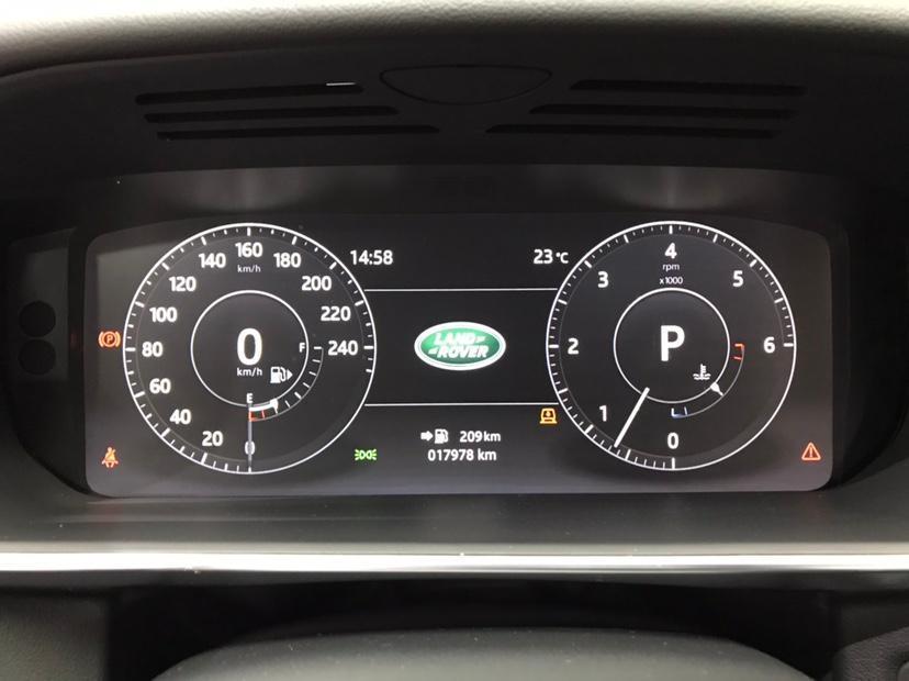 路虎 揽胜运动版  2016款 3.0T 运动版 SDV6 HSE 柴油型图片