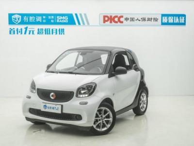 Smart Fortwo  Coupe 1.0 灵动版图片